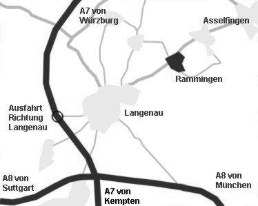 Übersicht Langenau
