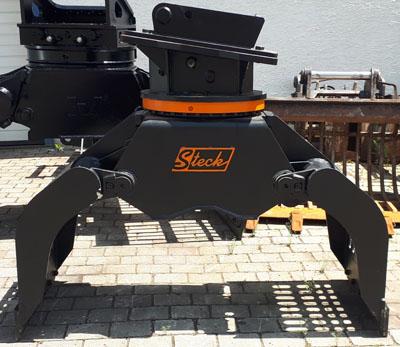 Steck Abbruchgreifer G9