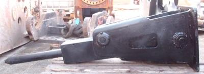 GB Abbruchhammer Krupp HM135