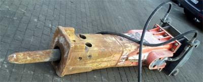Abbruchhammer Rammer E65 City