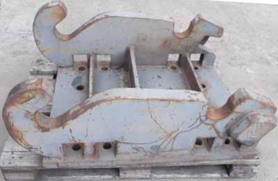 Kopfplatte Verachtert CW55S