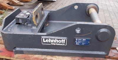 Kopfplatte Lehnhoff Variolock VL 210- 250
