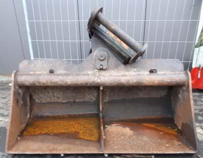 Grabenraumlöffel 180cm schwenkbar