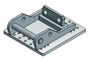 Adapterplatte System Lehnhoff