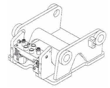 Adapterplatte System SW Likufix