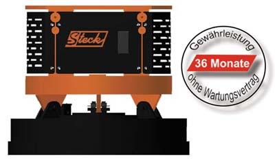 Steck Lasthebemagnet M15S Premium