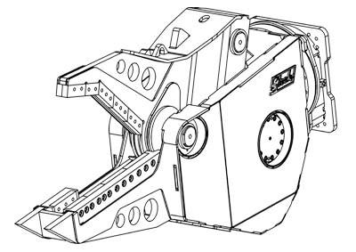 Gebrauchte Reifenschere S32R