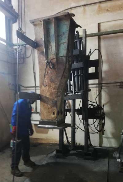Abbruchhammer Reparatur